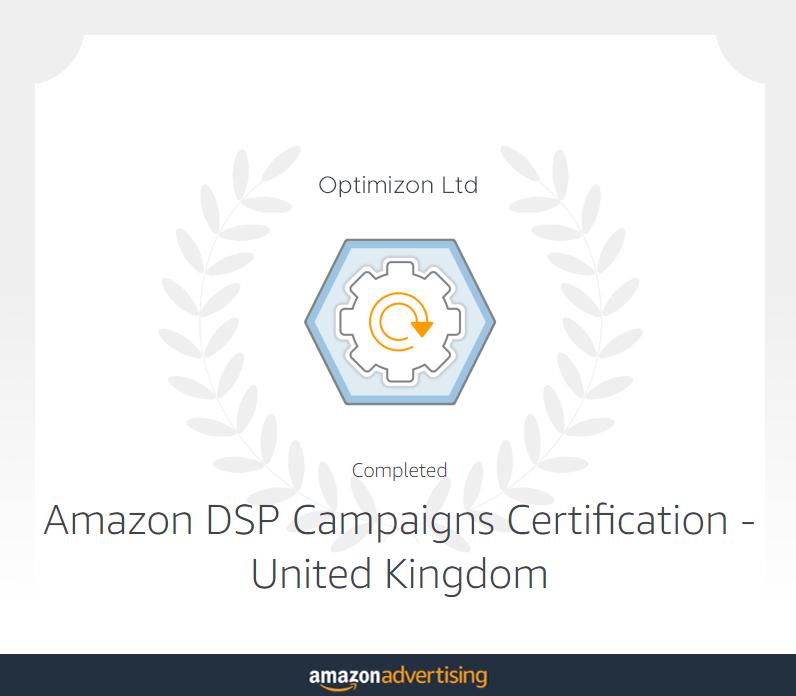 amazon dsp campaigns