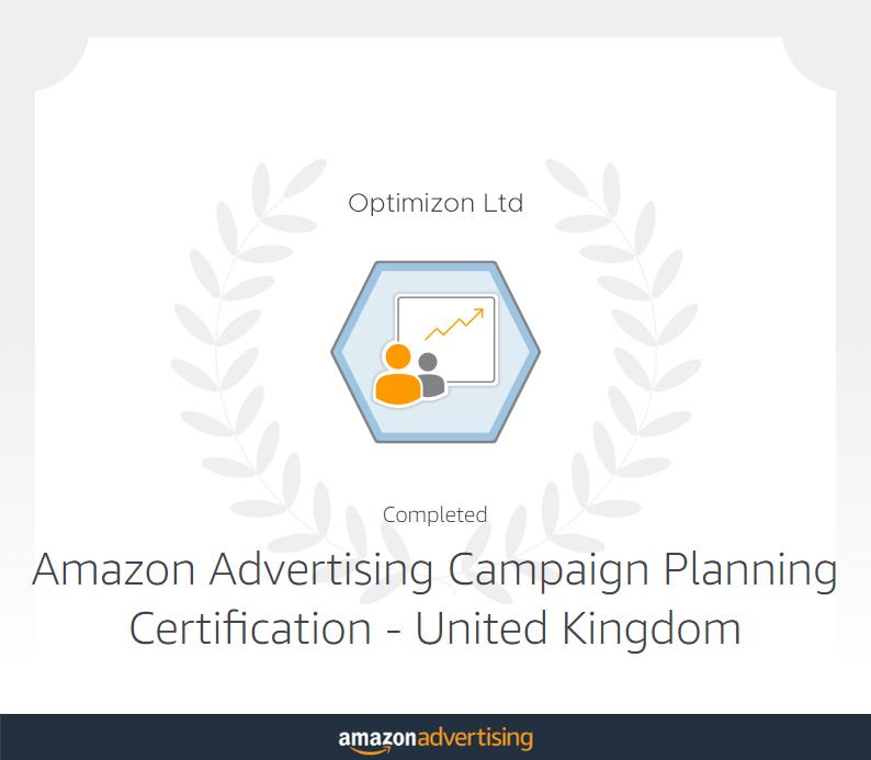 amazon advertising campaign